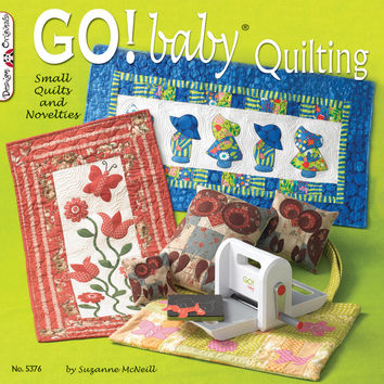 Design Originals-GO! Baby Quilting