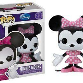 Funko Pop Disney: Minnie Mouse Vinyl Figure