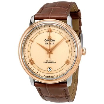 Omega De Ville Automatic Mens Watch 424.23.37.20.09.001