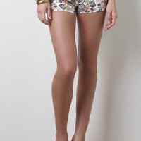Floral Driven Shorts