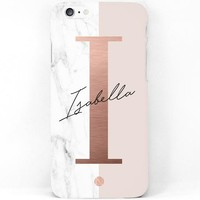 The Personalised Rose Gold Case
