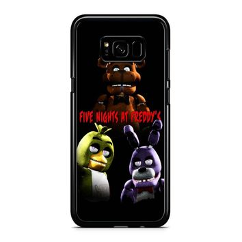 Five Nights At Freddy S 5 Samsung Galaxy S8 Plus Case