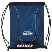 Seattle Seahawks Back Sack - Doubleheader Style