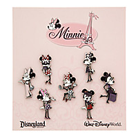 Mademoiselle Minnie Pin Set