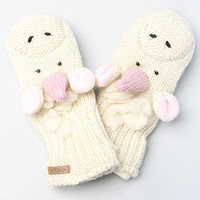 The Unity The Unicorn Mittens