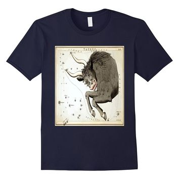 Urania's Mirror 17 T-Shirt Taurus Constellation Astronomy