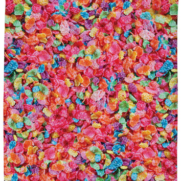 Fruity Pebbles Shower Curtain