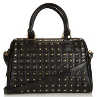 Studded Lady Holdall - Bags & Purses - Accessories - Topshop