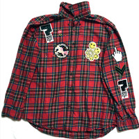 Patched Flannel <3