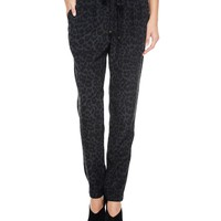 Printed Silk Pant by Juicy Couture