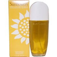 Sunflowers By Elizabeth Arden For Women. Eau De Toilette Spray 3.3 Oz.