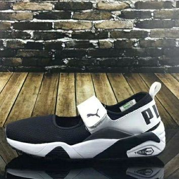 CREYXF7 PUMA Velcro lightweight breathable shoes