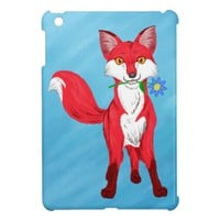 Happy Fox iPad Mini Covers