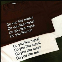 do you like messi, weightlifting fairy kim bok joo, tumblr shirt, hipster, grunge, instagram, tshirt with sayings, funny shirts, aesthetic