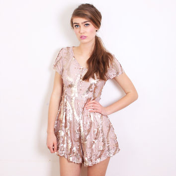 Shimmer & Shine Playsuit