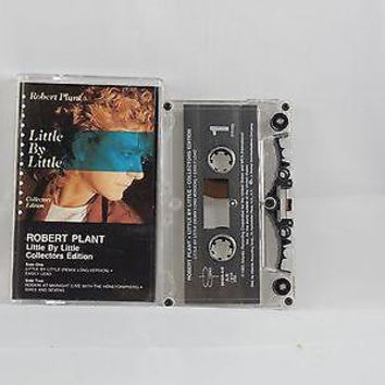 Robert Plant - Little By Little-Cassette-1985-Es Paranza