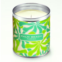 Kate's Big Mod Flowers Candle