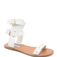 Steve Madden Carlitta Studded Ankle Strap Sandals at PacSun.com
