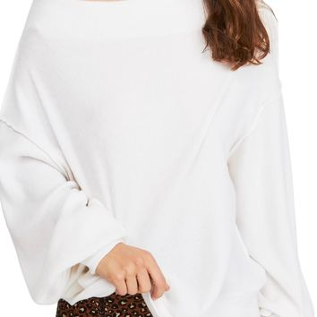 Free People - Main Squeeze Hacci in Ivory
