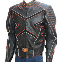 Jackman X-Men Leather Jacket