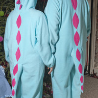 Custom Footie Pajamas