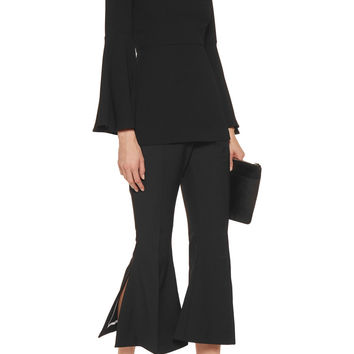 Federico cropped cady flared pants | Ellery | UK | THE OUTNET