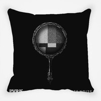 PVRIS Mirror Throw Pillow Cover