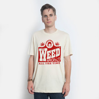 Totally High on Weed T-shirt - UNISEX sizes S, M, L, XL
