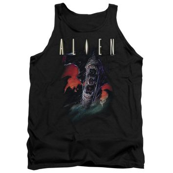 Alien - Queen Adult Tank Top Officially Licensed Apparel