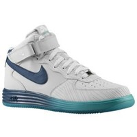 Nike Air Force One Mid Lunar - Men's at Foot Locker