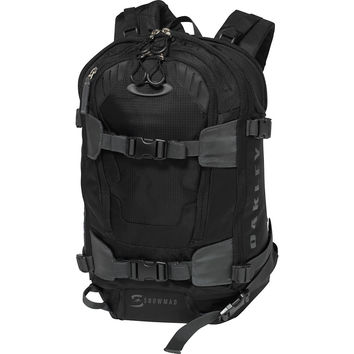 Oakley Snowmad R.A.S. 30 Backpack - 1831cu in Black, One