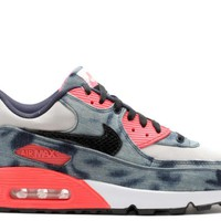 "Nike: AIR MAX 90 DNM QS ""INFRARED WASHED DENIM"""
