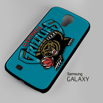 Memphis Grizzles Basketball Team A1076 Samsung Galaxy S3 S4 S5 Note 3 Cases - Galaxy