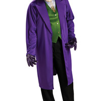 The Joker Mens Fantasy Villian Costume