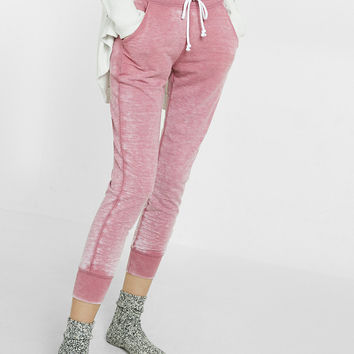 Express One Eleven Burnout Jogger Pant