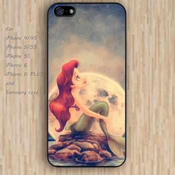 iPhone 6 case dream mermaids iphone case,ipod case,samsung galaxy case available plastic rubber case waterproof B177