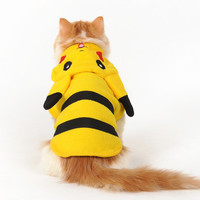 Pet fall and winter pet turned equipment Pikachu legs Pikachu [8889424204]