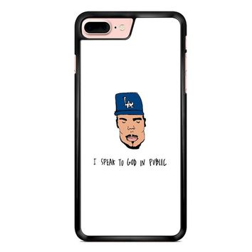 Chance The Rapper Collage iPhone 7 Plus Case