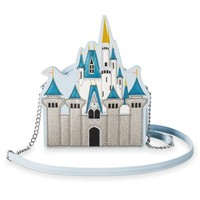 Disney Parks Cinderella Castle Crossbody Bag Danielle Nicole Walt Disney World