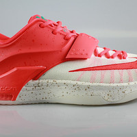 Nike Men's KD VII 7 Christmas Pack 'Egg Nog'