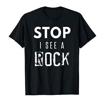 Geology T-Shirt Funny Geologist Puns Rock Mineral Collector