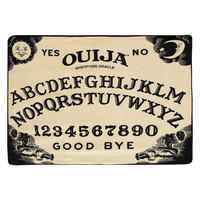 Ouija Micro Raschel Throw