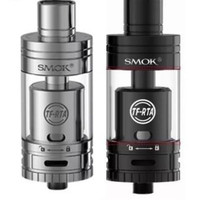 SMOK TF-RTA  G2 DECK COLOR BLACK 100% AUTHENTIC SMOK PRODUCT (rebuildable tank)