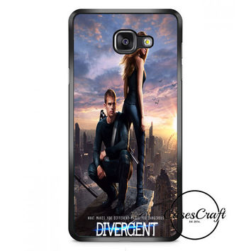 Divergent Mortal Instrument And Hunger Game Samsung Galaxy A7 Case | casescraft