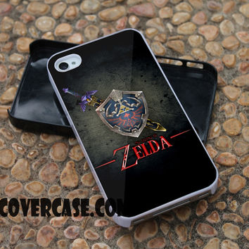 the legend of zelda black case for iPhone 4/4S/5/5S/5C/6/6+ case,samsung S3/S4/S5 case,samsung note 3/4 Case