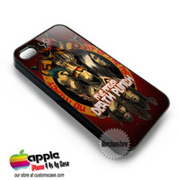 5 Finger Death Punch #2 iPhone 4 4S 4G Case Cover