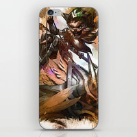 League of Legends KLED iPhone Skin by naumovski
