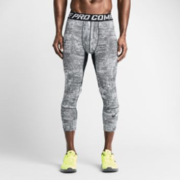 Nike Pro Hypercool Compression Interference 3/4-Length Men's Tights