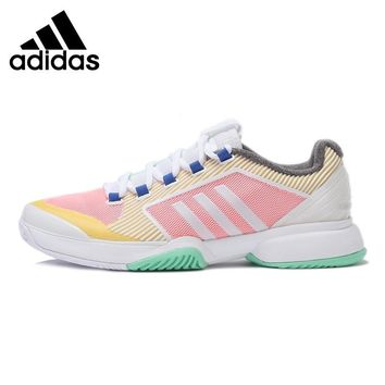 Original New Arrival Adidas Barricade Upcycled Women's Tennis Shoes Sneakers