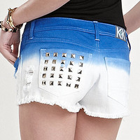 Kendall & Kylie Dip Dye Shorts at PacSun.com